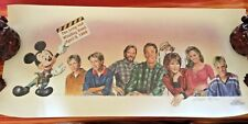 HOME IMPROVEMENT TV SHOW CAST & CREW LITHOGRAPH BOYER SERIES FINALE 38/300