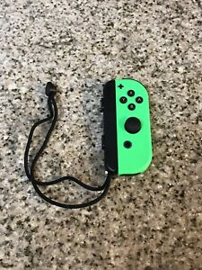 OEM Nintendo Switch Right Green Joy-Con HAC-016 Right Side Only Official RARE