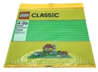LEGO NEW CLASSIC GREEN BASEPLATE PIECE 15 BY 15 INCH 32 X 32 STUD BASE PART