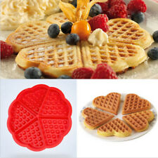 Kitchen Bakeware Silicone Baking Cake Mold Waffles Muffins Tools