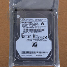 "TOSHIBA 750 GB 2.5"" 5400 RPM SATA 8 MB Hard Disk Drive HDD Laptop MK7559GSXP"