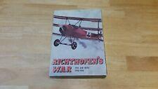 Avalon Hill Richthofen's War WWI Aerial Combat Military War Game