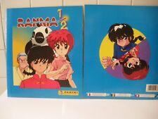 Ranma 1/2 Sticker Album Panini (Album vuoto privo di figurine). (MX)