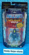 Masters of the Universe Motu Commemorative Battle Armor Skeletor neu+ovp /He Man