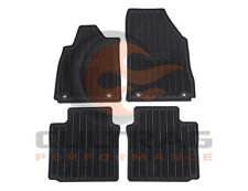 2014-2017 Impala Genuine GM Front & Rear All Weather Floor Mats 22759780
