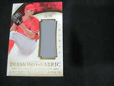 Stephen Strasburg Game-Worn Material Relic Card-2014 Immaculate #'D To 49