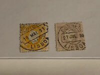 Portugal Stamp Lot AB35 1870-84 A15