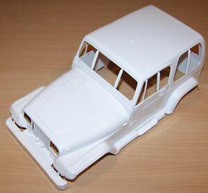 Tamiya 58141 Jeep Wrangler/XC/CC01, 9335171/19335171 Body Shell, NEW