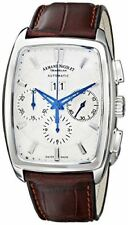 Armand Nicolet Men's 9638A-AG-P968MR3 TM7 Classic Automatic Stainless-Steel Watc