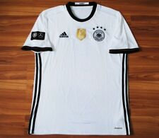 GERMANY NATIONAL TEAM 2016/17 FOOTBALL SHIRT JERSEY TRIKOT ADIDAS MERCEDES LARGE