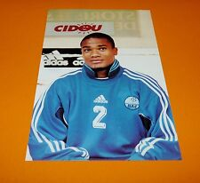 DELOUMEAUX HAC LE HAVRE AC PHOTO UNFP FOOT 2000 FOOTBALL 1999-2000 PANINI