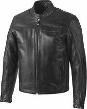 Harley-Davidson Men's Inline Black Leather Jacket - 98048-19EM