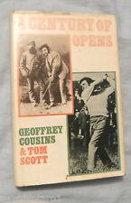 #Ww. 1971 Golf Book - History Of British Open