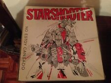 """STARSHOOTER - NO ESTOY CANSADO 12"""" LP SPAIN - FRENCH NEW WAVE PUNK"""
