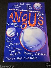 GREEN DAY/WEEZER/GOO GOO DOLLS 'ANGUS' 1995 PROMOTIONAL POSTCARD