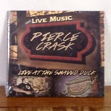 NEW Pierce Crask Live At The Shaved Duck CD Album Private Press SEALED