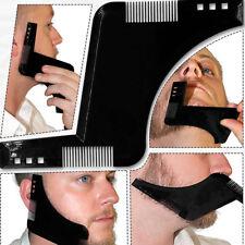 Peigne Professionnel Coupe Pour Cheveux, Moustache et faconner Barbe Double Côté