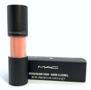 Mac Versicolour Stain ~ Energy Shot ~ .28 oz BNIB