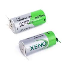 Xeno 2/3 AA XL-055F/T3EU Lithium-Thionylchlorid-Batterie 3,6V 1650mAh 3Pin PCB