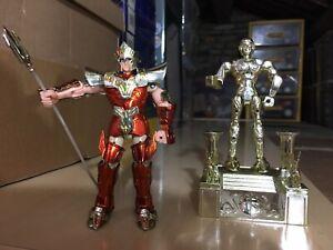 Cavalieri Dello Zodiaco Nettuno Bandai 1988!!!