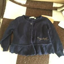 JEAN BOURGET BABY GIRL CLOTHING LOT 3 PIECES BNWT 3-6 MONTHS