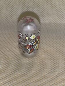 Rare Clear - Mighty Beanz: DRAGON BEAN #185 (Limited Production)