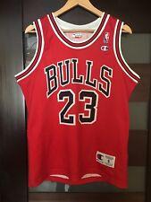 CHICAGO BULLS #23 JORDAN BASKETBALL JERSEY RARE VINTAGE NBA