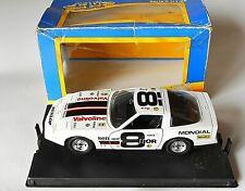 Chevrolet Corvette Valvoline 1/25 Diecast Model Polistil Serie S 023021980