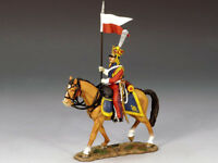 KING AND COUNTRY NA159 NAPOLEONICS - DUTCH LANCER ON WALKING HORSE A - 1:30
