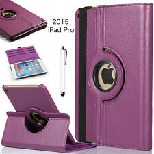 """For iPad 6th Generation 9.7"""" 2018 Rotating Magnetic Leather Smart Cover Case HOT"""