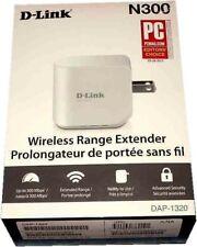 D-Link DAP-1320 Wireless N300 Range Extender - Prolunga rete wirele DAP-1320