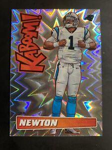 2019 Cam Newton Absolute Kaboom K-CN