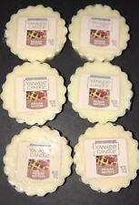 Yankee Candle BELGIAN WAFFLE Tart Melts (6 Tarts)
