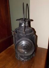 Gray and sons semaphore Lantern - Boston 1911 also marked M.C.R.R