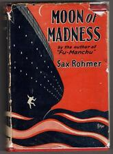 Moon of Madness by Sax Rohmer