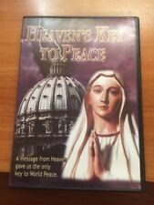 Heaven's Key To Peace (DVD) A Message From Heaven...79