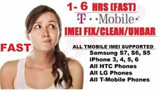 T-MOBILE IMEI CLEAN & FIX SERVICE IPHONE 4/5/6/7/8 & SAMSUNG (DONE IN 1-6HRS!!)