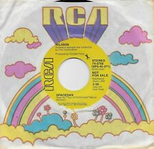 HARRY NILSSON  Spaceman  rare promo 45 from 1972