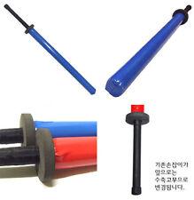 60cm Foam Sponge Padded Practice Sword Martial Arts Safe Katana Bokken V S