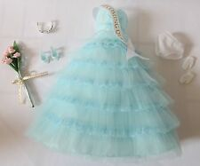 BARBIE COLLECTOR FAN CLUB EXCLUSIVE HOMECOMING QUEEN OUTFIT & ACCESSORIES ONLY