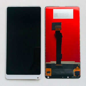 LCD Display+Touch Screen Digitizer Assembly Replacement For Xiaomi Mix 2S White