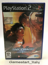 Snk VS Capcom SVC Chaos Ps2 PAL ITA