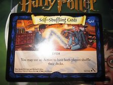 HARRY POTTER TCG GAME CHAMBER OF SECRETS SELF-SHUFFLING CARDS 82/140 UNCO MINT
