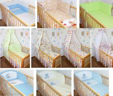AUSVERKAUF!!! 5 teiliges Baby Bettset Himmel Bettwäsche Nestchen