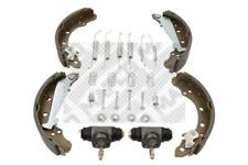 Bremsbackensatz für Bremsanlage Hinterachse MAPCO 9732