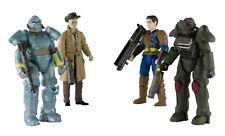 Fallout Mega Merge Series 2 - T-51 Power Armor, Nick Valentine, Vault Dweller