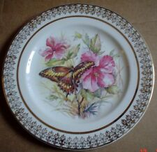 Churchill Sampsonite Collectors Plate BUTTERFLY #2