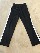 Jumping Bean Youth Boys Black Long Pants Sweatpants Size: Medium 5-6