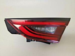 2019 2020 Honda Insight Passenger RH Right Side Inner LED OEM Tail Light 9191