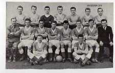 (La4369-100) Thomson, Star Teams of 1961, #9 LEICESTER CITY, G